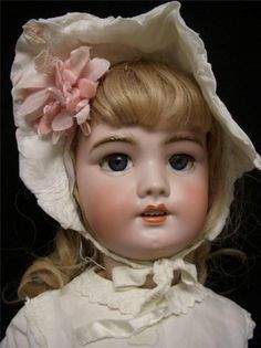 """27"""" Antique Jumeau DEP 12 – French Wood /Compo Body –Excellent Condition"""