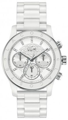 $112 #Lacoste Charlotte Ladies Watch