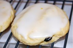 I have discovered the perfect Blueberry Lemon Drop cookie, scratch-made in Nolensville, TN.