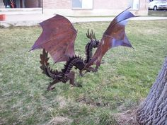 Miller - Welding Projects - Idea Gallery - Creature of Fantasy