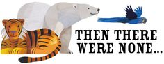 ThenThereWereNone.com // activities to inspire little ones to help save endangered species