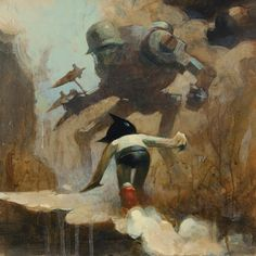 Ashley Wood, Astro Boy