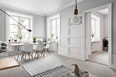 gris claro paredes articulo stylelovely cuartos