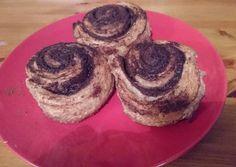Házi teljes kiőrlésű leveles tészta Cheesecake, Muffin, Paleo, Bread, Breakfast, Healthy, Desserts, Recipes, Food
