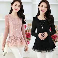 Google Image Result for https://ae01.alicdn.com/kf/HTB1u0zVMpXXXXa7XFXXq6xXFXXXH/2016-summer-white-organza-women-blouses-blusas-femininas-crochet-blouse-lace-tops-sleeve-female-shirt-office.jpg_640x640.jpg