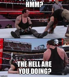 The Undertaker - Imgflip Wrestling Memes, Wrestling Superstars, Wwe Facts, Wwe Quotes, Wrestlemania 29, Wwe Funny, Undertaker Wwe, Wwe Pictures, Wwe World