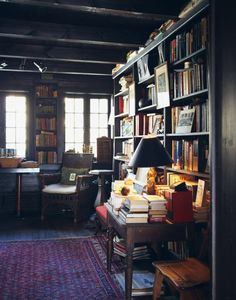Reading room decor inspiration to make you happy 16 ⋆ Main Dekor Network