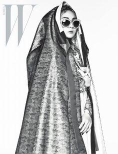 CL in Hanbok (2015)
