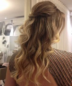 Super Hot Long Wavy Hairstyles 2017 – 2018 for Prom