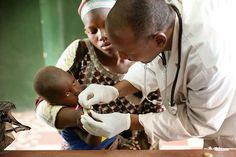 The World's First Malaria Vaccine Could Be Heading to Africa | Click on the photo to read the fabulous, short story.  One child dies every minute from Malaria! This could be the beginning of the end of that!! EM