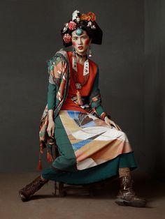 A-you fashion in Beijing www.ayoufashion.com Photo by KIKI XUE