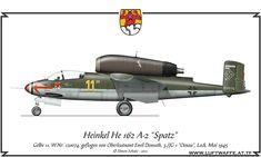 "Heinkel He 162 A-2 ""Spatz"""