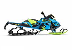 district, blue, lime, ski doo, graphics, ski doo graphic kits, ski doo wraps, snowmobile graphics, sled graphics, decal kits, graphic kits, deviant ink, deviantink, sledwraps, sled wraps, 2017, rev xm, xm, free ride, freeride, summit,