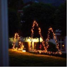 LED Weihnachtsbäume -  Led Tanne im Freien zu kleben Likarus