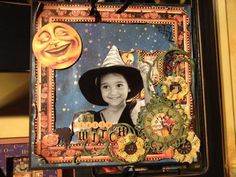 Layout: Brand New Graphic 45 Happy Haunting Collection