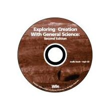 General Science 2nd Edition MP3 Audio CD by Dr. Jay Wile - This CD contains a complete audio recording of the course Exploring Creation With General Science, Second Edition. - $29.00 @apologiaworld