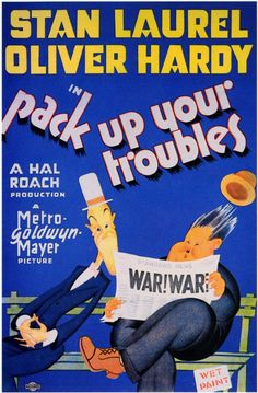 Laurel and Hardy Hal Roach film