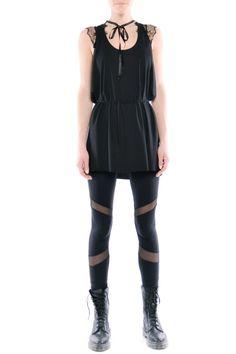 Legginsy - futurystyczne mat Black Jeans, Snoopy, Fitness, Fashion, Tunic, Moda, Fashion Styles, Black Denim Jeans, Fashion Illustrations
