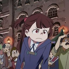 Little Witch Academia | Anime Amino