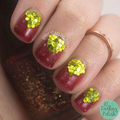Hey, Darling Polish!: 52 Week Challenge - Glammy Glitter