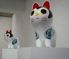 吉田朗 犬張り子01 - I want one