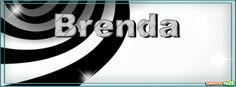 Brenda - Portadas con nombres para Facebook
