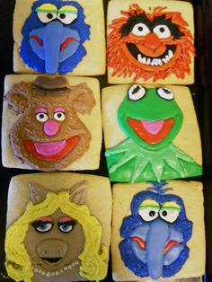 Muppet Cookies