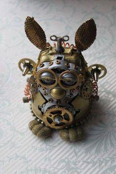 Steampunk Furby | Furby | Know Your Meme