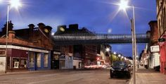 Leith Walk 'Green Bridge' (1)