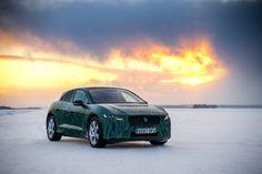 Jaguar I-Pace: prova in condizioni climatiche estreme