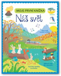 My First Book About Our World - - Livres en anglais pour la jeunesse Best Children Books, Childrens Books, Young Children, Where Do Penguins Live, Basic Geography, Illustrator, World Library, Fallen Book, Reference Book