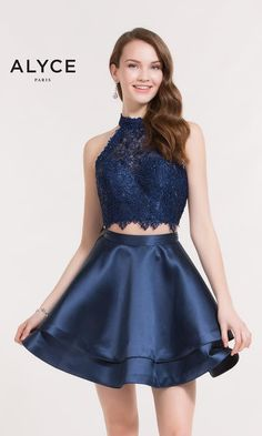 3e6d6731aef Alyce Paris Homecoming 3735 Pure Couture Prom