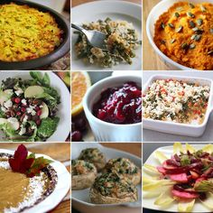 40+ Lightened-Up Thanksgiving Recipes For Your Big Feast