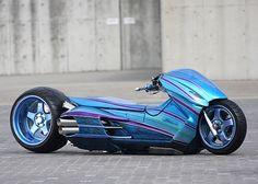 Planet Japan Blog: Suzuki Gemma 250 by Gotty