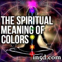 by Gregg Prescott, M.S.  Why are we attracted to specific colors and what do they mean spiritually?