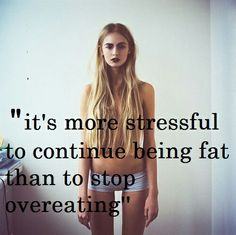think about it, if you do decide to binge/eat/give up, you'll 100% regret it later and you'll be fat and it'll take a long time to get to where you are now and to get to your goal weight. If you resist/starve/stay strong, you're one step closer to your goal weight and one step further away from chubbiness.