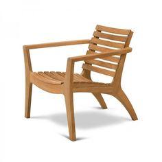 Skagerak Regatta Lounge Chair | Garden Furniture | Furniture | The Salcombe Trading Company
