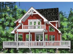 we want a loft master, with an open plan but in a craftsman, cottage feeling home... DHSW69701