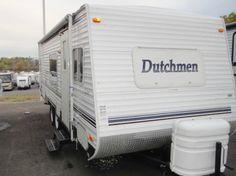 Used 2005 DUTCHMAN 18B Travel Trailer at Wilkins RV   Churchville, NY   #30742