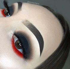 Check out @imanityee ❤️ #makeupeyelashes