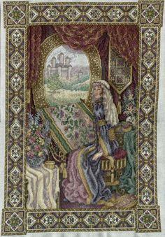 "teresa wentzler cross stitch designs | Lady of Shalott"""
