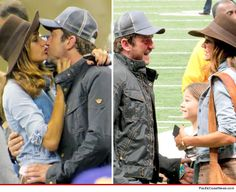 Gerard Butler was seen wearing his Paddington blouson by Matchless London. The actor and new girlfriend Morgan Brown appeared together at the Mercedes-Benz Superdome in New Orleans, La. Buy the Paddington Blouson here at LINEAFASHION.COM with wearing his Gerard Butler, New Girlfriend, My Boyfriend, Celebrity Gossip, Celebrity News, New Orleans Saints Game, Poster Boys, James Mcavoy, Liam Hemsworth