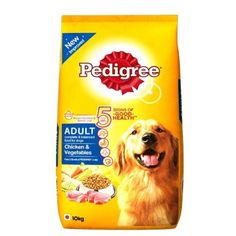Pedigree Dry Dog Food, Meat & Vegetables For Adult Dogs, 20 Kg on Amazing Dog Photo Ideas 3385 Pedigree Dog Food, Gato Crochet, Gatos Cat, Dog Food Online, Dog Treat Jar, Wet Dog Food, Pet Food, Food Food, Animal Nutrition