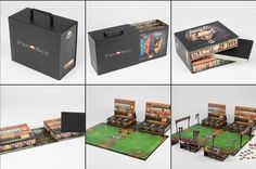 All you need to play Fantasy Football games and more in a spectacular and functional carrying case!