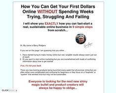 Faststart 9 The Best Beginners Course On Affiliate Marketing Marketing Software, Business Marketing, Affiliate Marketing, Online Marketing, Make Money Online, How To Make Money, Squeeze Page, Successful Online Businesses, Online Security