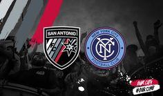 SAN ANTONIO FC AND NEW YORK CITY FC ANNOUNCE PARTNERSHIP