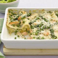Lasagne al salmone e zucchine - Tutte le ricette Allrecipes Italia