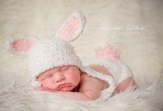 Expectation: Blissfully Sleep Baby Bunny