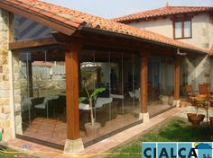 Casas chilenas descripcion estupenda casa estilo for Casa del merluzzo del capo con portico