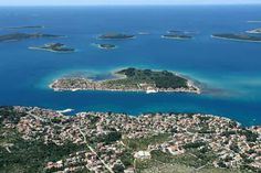 Naš liporan otok Krapanj & Brodarica Dalmatia Croatia, Amazing Places, The Good Place, Water, Outdoor, Gripe Water, Outdoors, Outdoor Games, The Great Outdoors